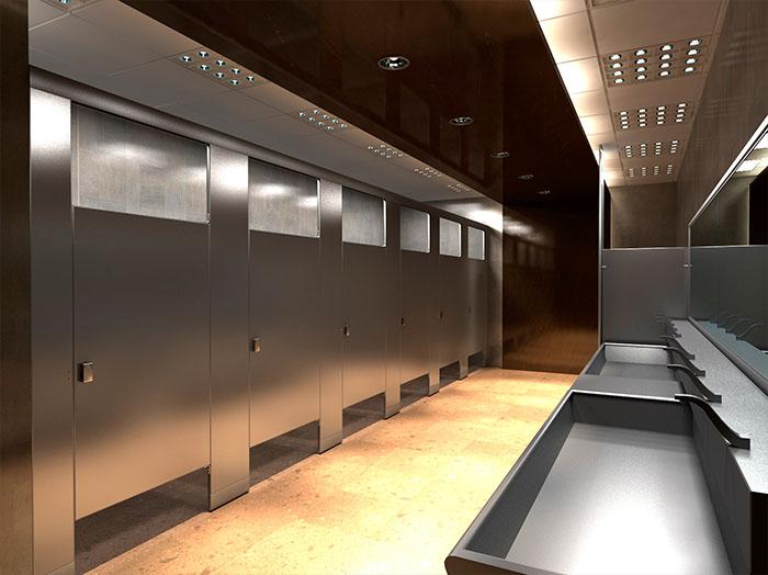 Puertas De Baños Publicos Medidas: para baños,Mamparas Elegantes,puertas,divisiones sanitarias