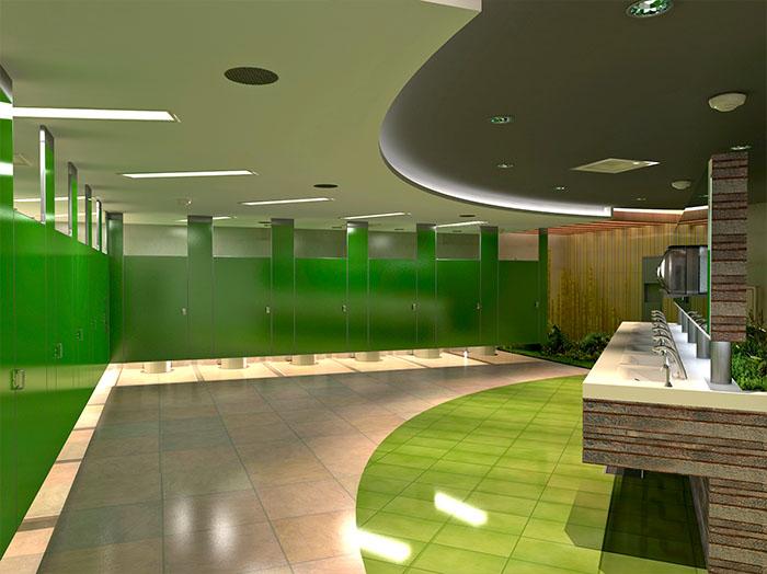 Accesorios Baño Jofel:En este modelo refleja elegancia Las áreas de sanitarios tienen